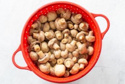 draines mushrooms