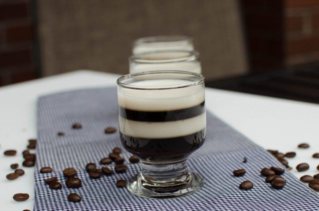 Espresso Jello Shots