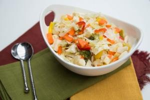 Pickled Vegetable Salad in a bowl