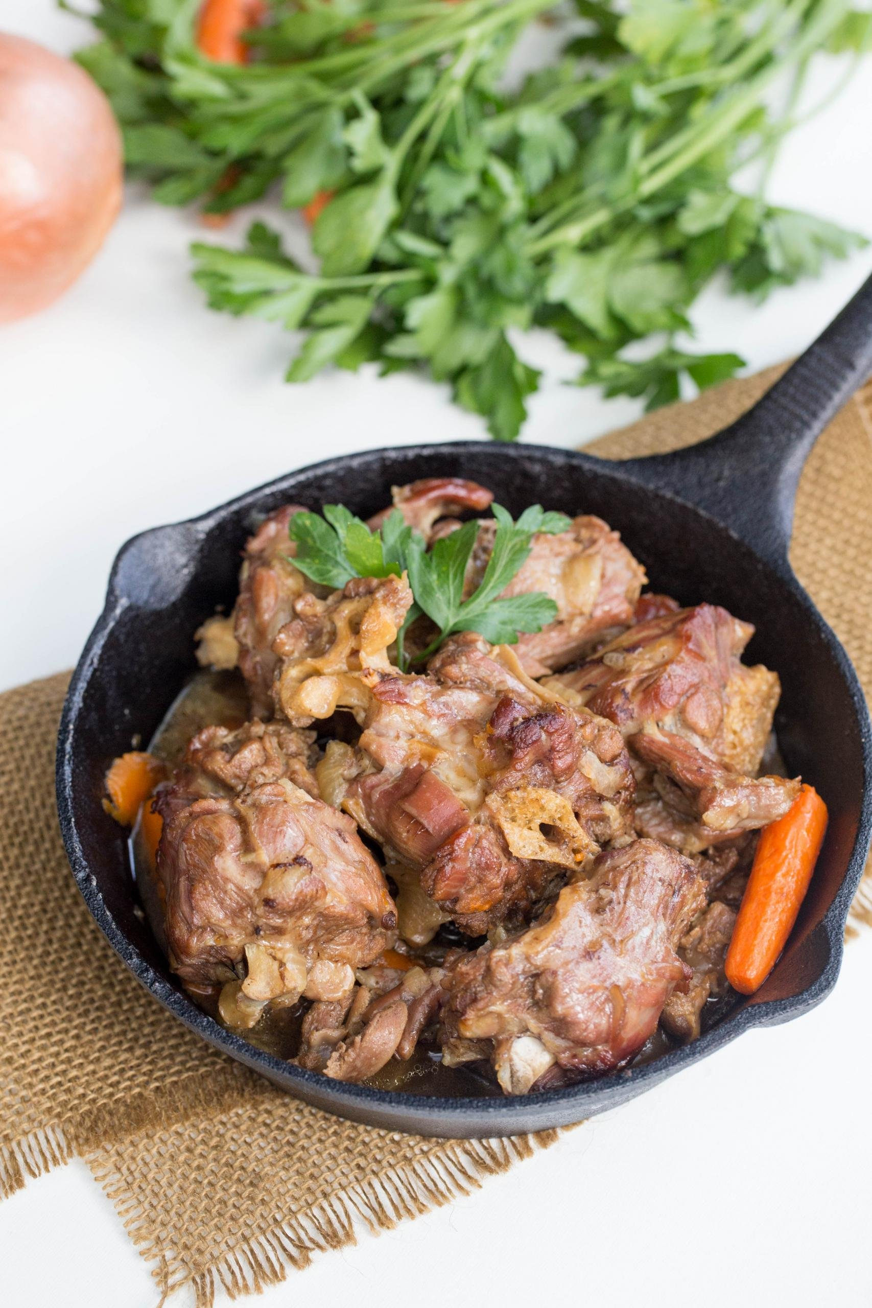 Turkey Necks Recipe The Classic Way Momsdish
