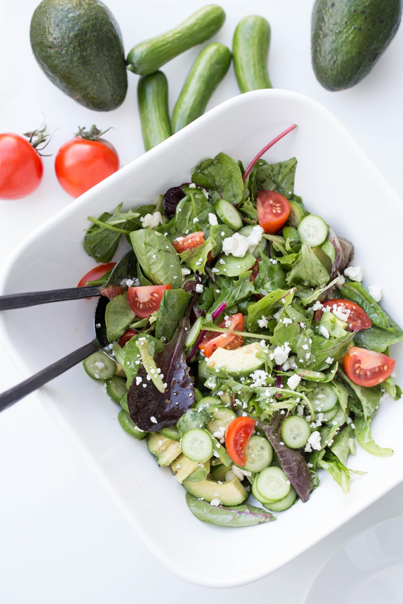 Ultimate Garden Salad Recipe Momsdish