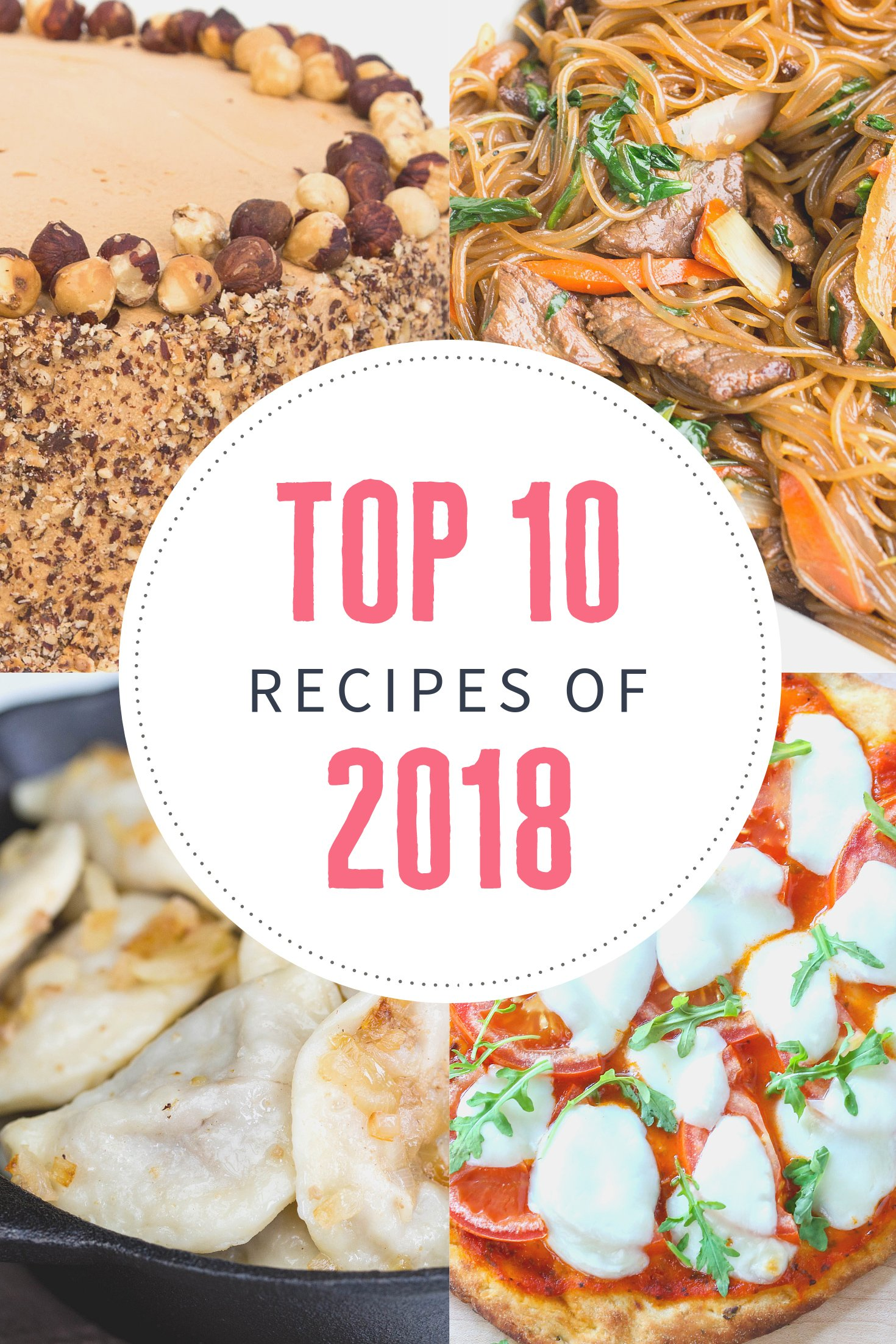 Top 10 momsdish recipes of 2018