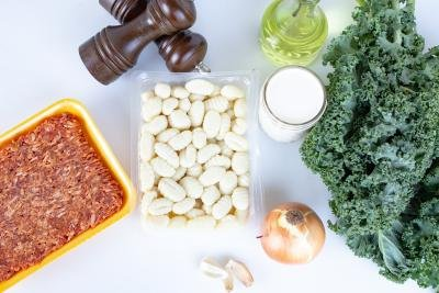 Ingredients for Gnocchi Zuppa Toscana Recipe