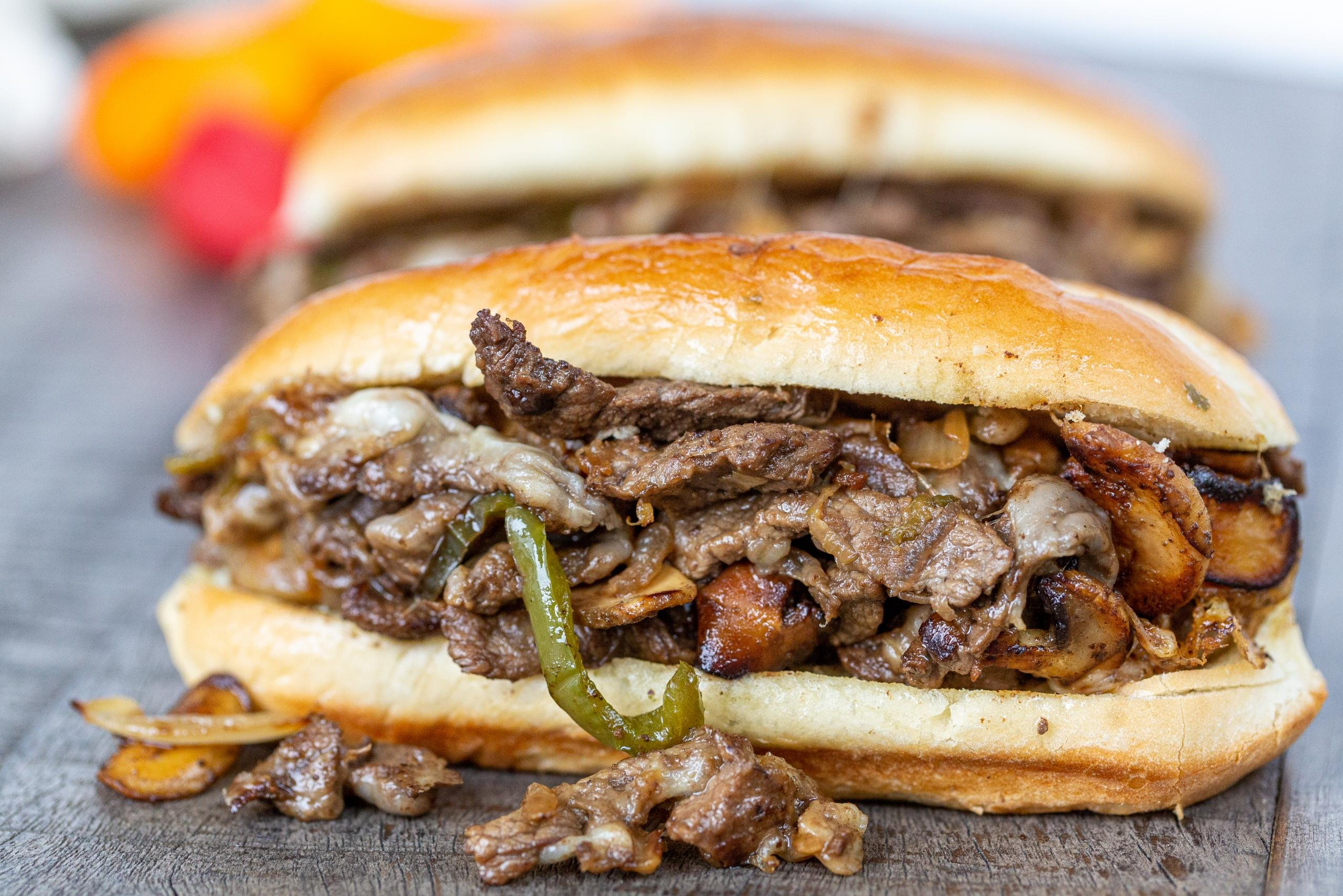 Easy Philly Cheesesteak Recipe (Ultimate Guide) - Momsdish