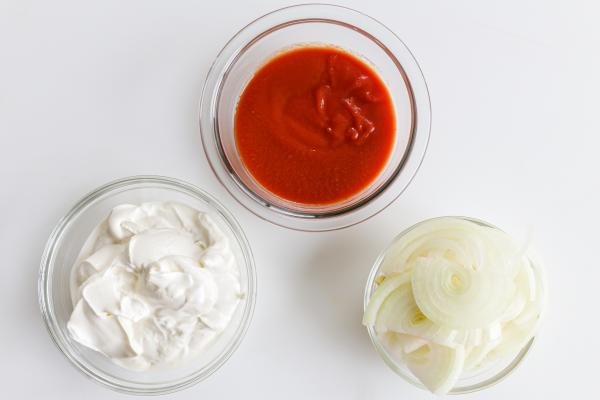 Cabbage Rolls Sauce ingredients