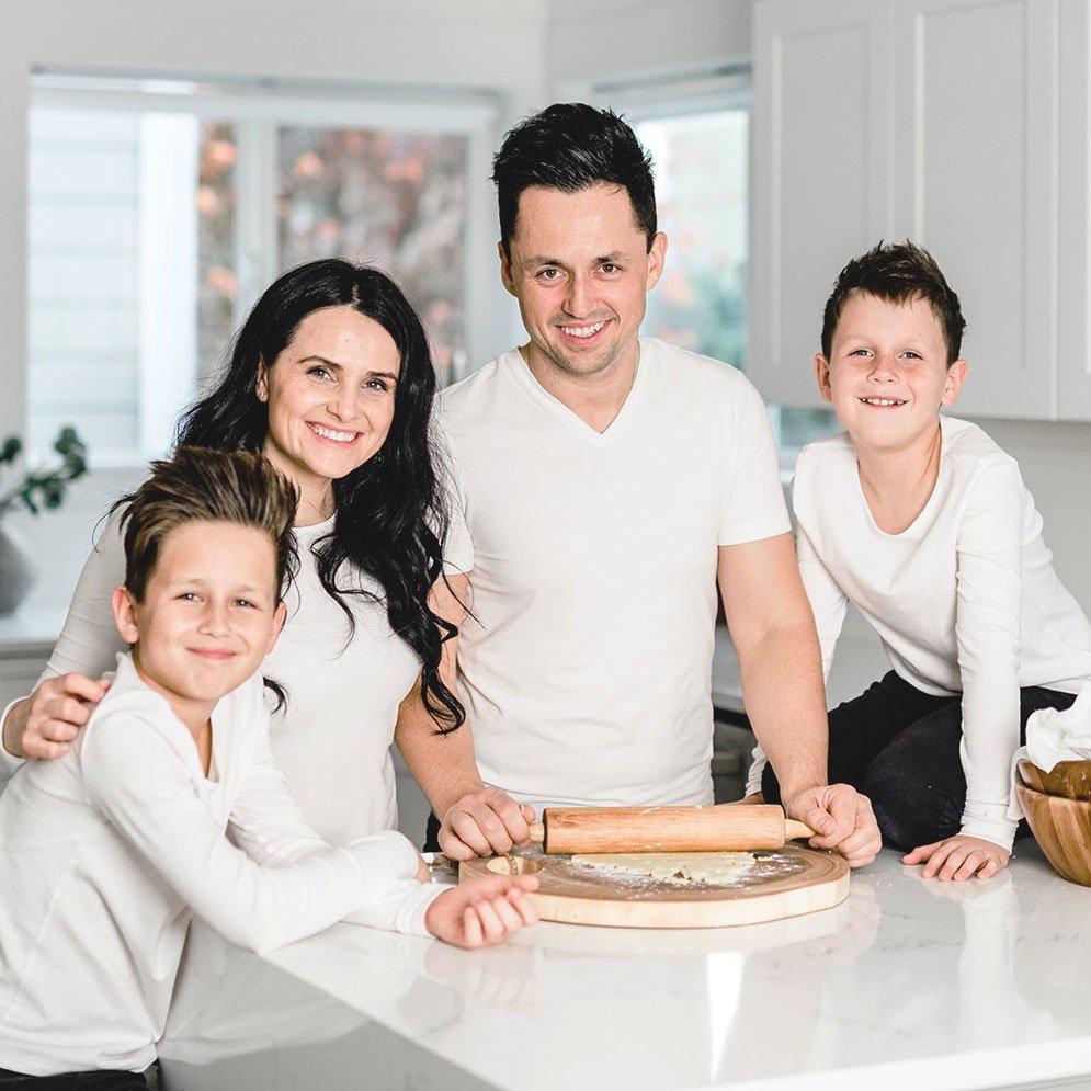 Drozhzhin Family