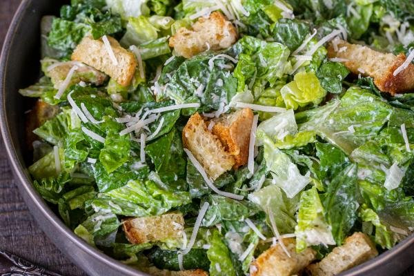 Caesar Salad in a bowl