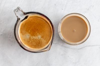 coffee and liquor