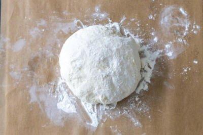 Dough for no Knead bread