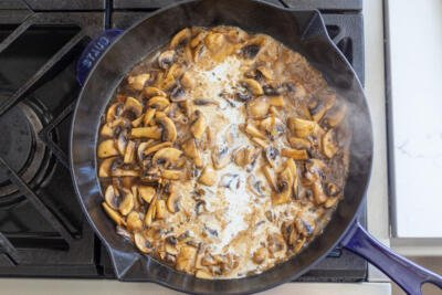 mushrooms with marsala sauce