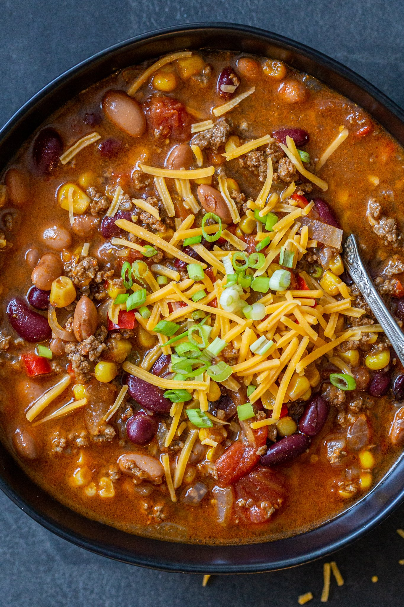 Easy Instant Pot Chili Recipe Momsdish