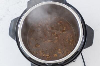 Gravy in an instant pot